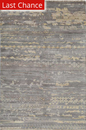 Rugstudio Sample Sale 161711R Grey Area Rug