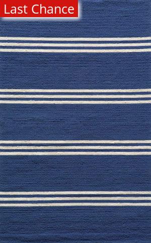 Rugstudio Sample Sale 161720R Maritime Blue Area Rug