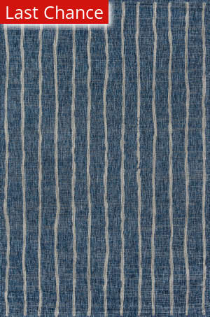 Rugstudio Sample Sale 174043R Blue Area Rug