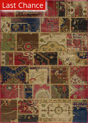 Rugstudio Sample Sale 57501R Multi Area Rug