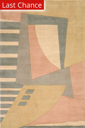 Rugstudio Sample Sale 162280R Pastel Area Rug