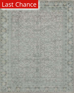 Rugstudio Sample Sale 162381R Sky Area Rug