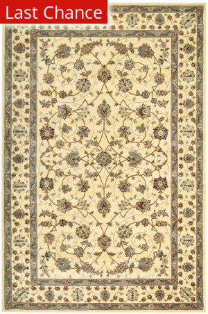 Rugstudio Sample Sale 186567R Ivory Area Rug