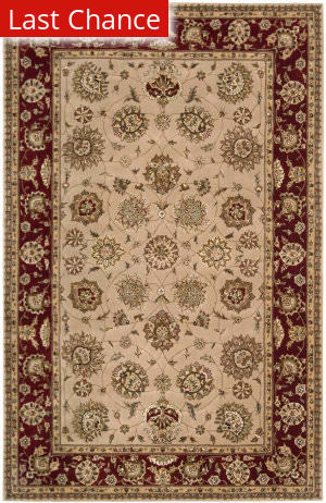 Rugstudio Sample Sale 186579R Camel Area Rug