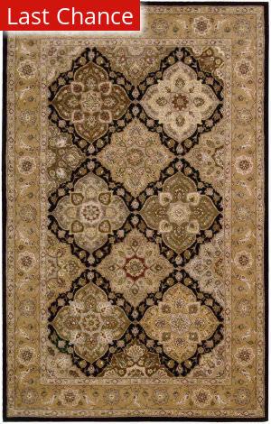 Rugstudio Sample Sale 186585R Black Area Rug