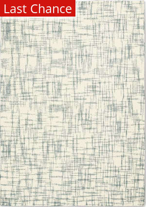 Rugstudio Sample Sale 204658R Ivory - Sage Area Rug
