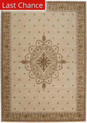 Rugstudio Sample Sale 22879R Beige Area Rug