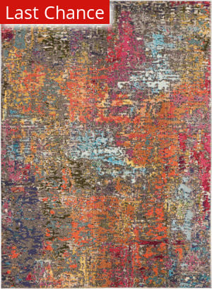 Rugstudio Sample Sale 193665R Sunset Area Rug