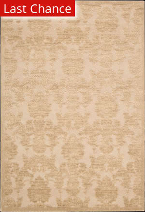 Rugstudio Sample Sale 71893R Light Gold Area Rug