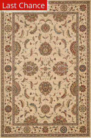 Rugstudio Sample Sale 123734R Ivory Area Rug
