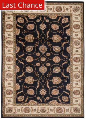 Rugstudio Sample Sale 123901R Black Area Rug