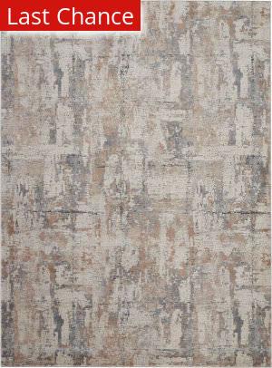 Rugstudio Sample Sale 193730R Beige - Grey Area Rug