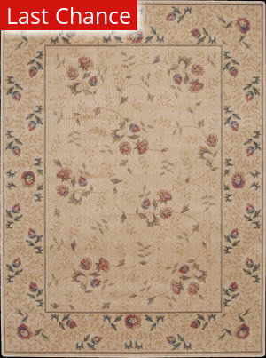 Rugstudio Sample Sale 23445R Ivory Area Rug
