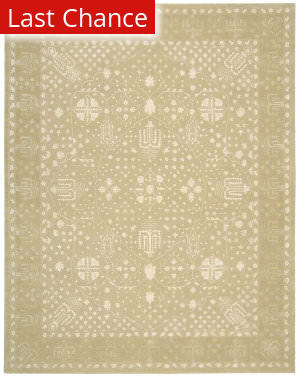 Rugstudio Sample Sale 52436R Golden Oak Area Rug