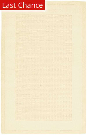 Rugstudio Sample Sale 23579R Ivory Area Rug