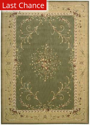 Rugstudio Sample Sale 32598R Olive Area Rug
