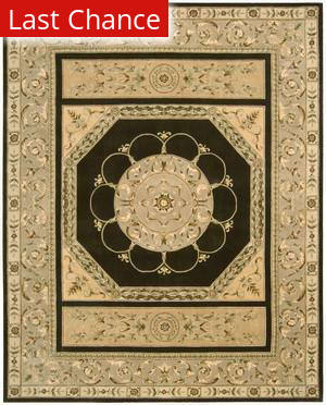 Rugstudio Sample Sale 23566R Brown Area Rug