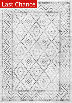 Rugstudio Sample Sale 180900R Grey Area Rug