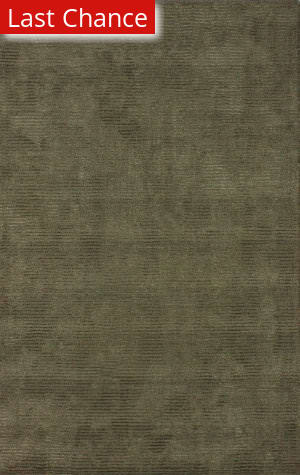 Nuloom Hand Tufted Cero Wool And Silk-Like Viscose Olive Area Rug