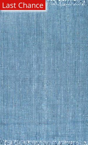 Rugstudio Sample Sale 165208R Blue Area Rug