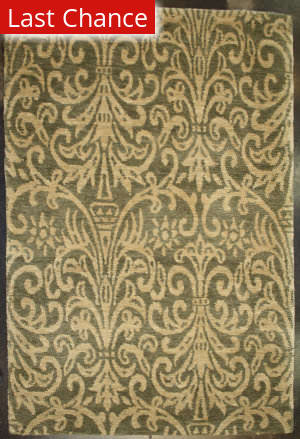 ORG Premium Tibetan Wrought Iron Fir Area Rug