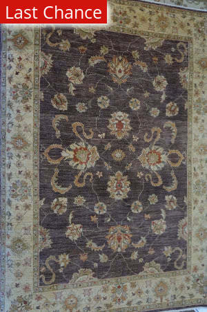 ORG Raisa H-G Chocolate Area Rug