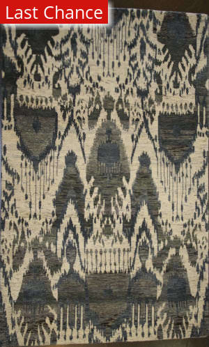 ORG Transitions Gc818 Gray - Blue Area Rug