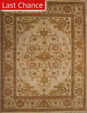 ORG Elements Serapi Beige Area Rug