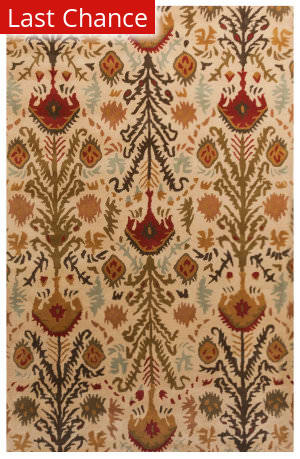 ORG Wonder D-05 Beige - Multi Area Rug