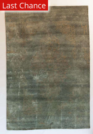 ORG Lahma D-091 Light Grey Area Rug