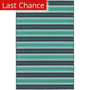Rugstudio Sample Sale 141039R Blue Area Rug