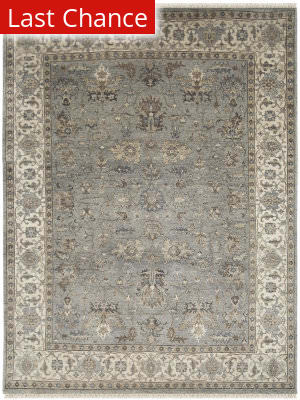 Rugstudio Sample Sale 185322R Gray Area Rug