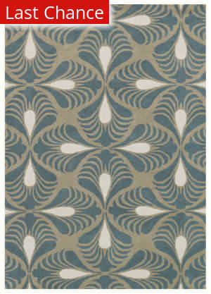 Rugstudio Sample Sale 185392R Sage Area Rug