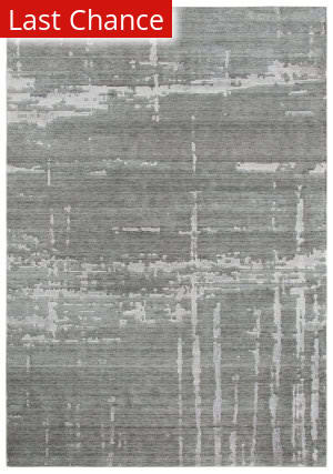 Rugstudio Sample Sale 196546R Gray - Light Gray Area Rug
