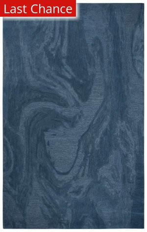 Rugstudio Sample Sale 180039R Blue Area Rug