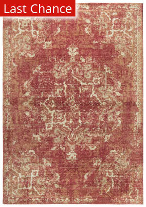 Rugstudio Sample Sale 180041R Red Area Rug