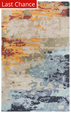 Rugstudio Sample Sale 180137R Tan Area Rug