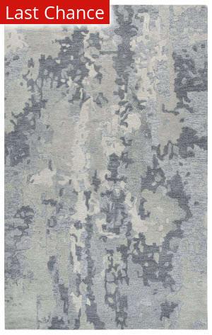 Rugstudio Sample Sale 190401R Grey Area Rug