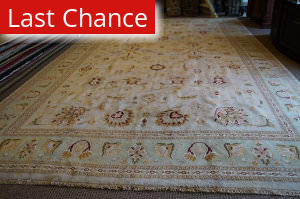 Rugstudio Sample Sale 800 Bone Area Rug