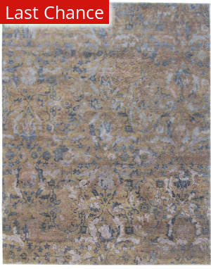 Rugstudio Sample Sale Fusion Sand Area Rug