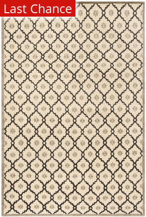 Rugstudio Sample Sale Tob885b Ikat Silver - Blue Area Rug