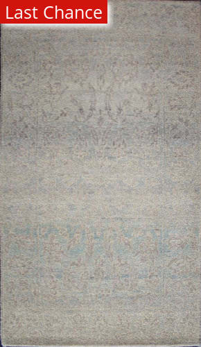 Rugstudio Sample Sale Vintage Smoke Area Rug