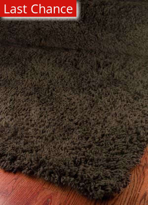 Rugstudio Sample Sale 50272R Chocolate Area Rug