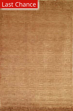 Rugstudio Sample Sale 47378R Camel Area Rug