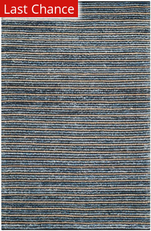 Rugstudio Sample Sale 155002R Blue - Natural Area Rug