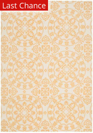 Rugstudio Sample Sale 155075R Natural - Gold Area Rug