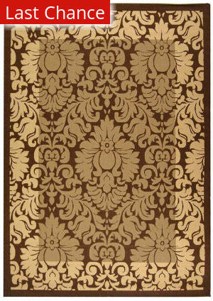 Rugstudio Sample Sale 98784R Brown / Natural Area Rug