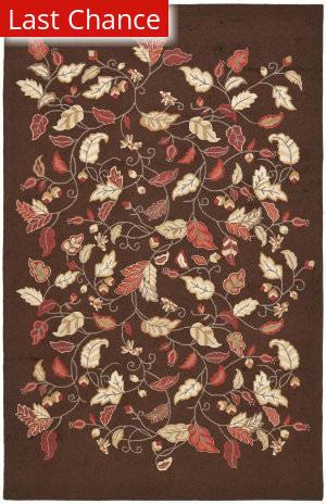 Rugstudio Sample Sale 66446R Autumn Woods B Area Rug