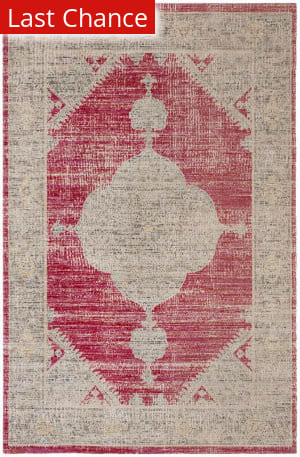Rugstudio Sample Sale 196130R Rose - Grey Area Rug