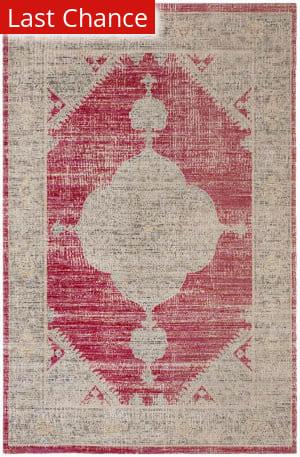 Rugstudio Sample Sale 196130R Rose - Grey Area Rug